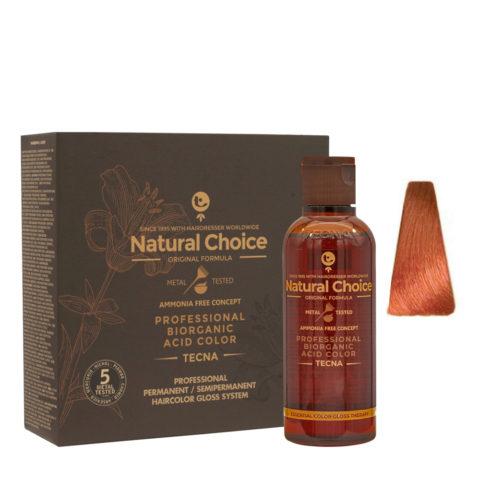 9.44 Lichtblond rot intensiv Tecna NCC Biorganic acid color 3x130ml