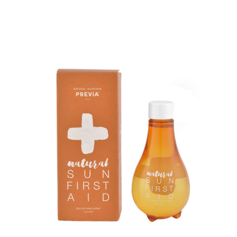 Previa Natural Sun First Aid Colour Save Spray 160ml - Farbe Schutzspray