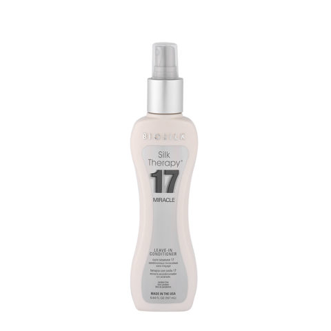Biosilk Silk Therapy 17 Miracle Leave-In Conditioner 167ml - Mehrzweckspray