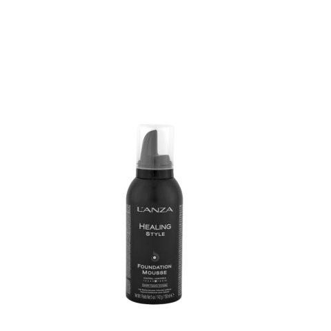 L' Anza Healing Style Foundation Mousse 150ml - Styling-Schaum mittlerer Halt
