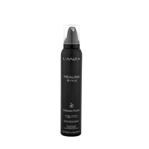 L' Anza Healing Style Design Foam 200ml - voluminisierender Mousse