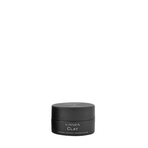 L' Anza Healing Style Clay 100ml - Modellier-Clay starker Halt