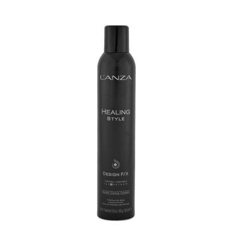 L' Anza Healing Style Design F/X 350ml - Haarspray flexibler Halt
