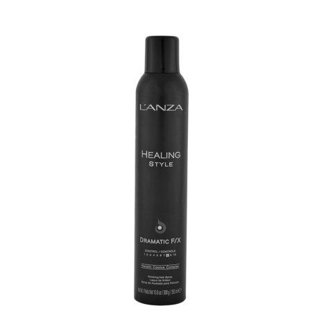 L' Anza Healing Style Dramatic F/X 350ml - Haarlack starker Halt