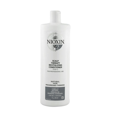 Nioxin System2 Scalp therapy Revitalizing conditioner 1000ml - Haarausfall Pflegespulung