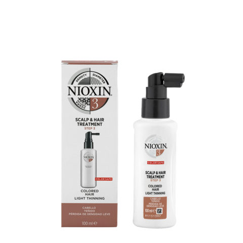 Nioxin System 3 Scalp & hair Treatment 100ml - Haarausfall Spray