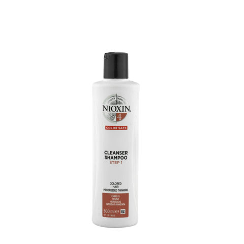 Nioxin System4 Cleanser Shampoo 300ml