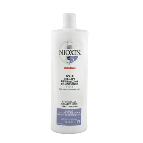 Nioxin System5 Scalp therapy Revitalizing conditioner 1000ml - Haarausfall Pflegespulung