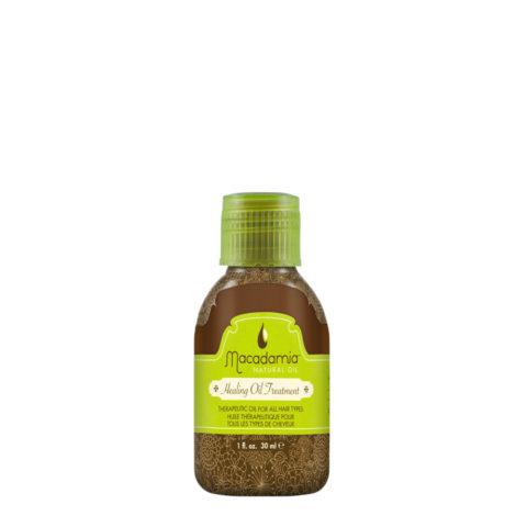Macadamia Healing oil treatment 30ml - tiefenreparierendes Öl für alle Haartypen
