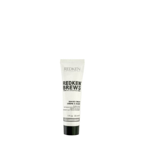 Redken Brews Man Shave cream 30ml - Rasiercreme