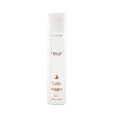L' Anza Healing Volume Thickening Shampoo 300ml