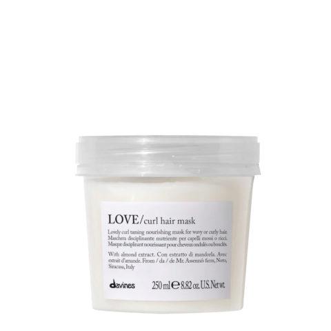 Davines Essential haircare Love curl hair mask 250ml - Haarmaske für lockige Haare