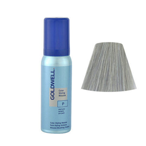 P Perlgrau Goldwell Color Styling Mousse 75ml