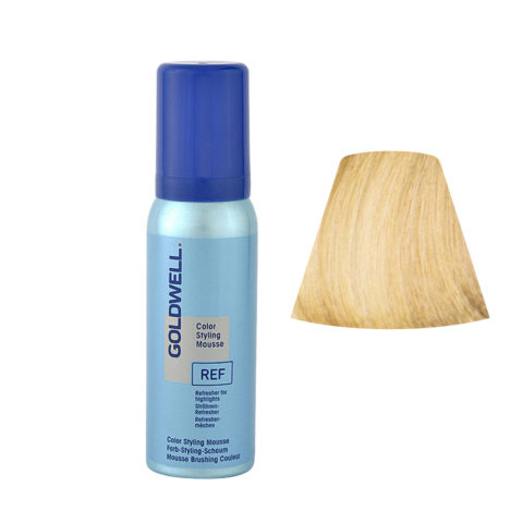 REF Refresher Goldwell Color Styling Mousse 75ml