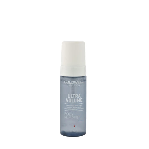 Goldwell Stylesign Ultra volume Body pumper 150ml - verdichtende Mousse