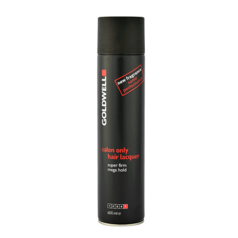 Goldwell Salon only Hair lacquer 600ml - super firm mega hold