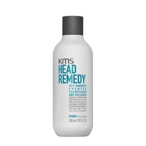 KMS Head Remedy Anti-Dandruff Shampoo 300ml - Anti Schuppen Shampoo Lindert Juckreiz