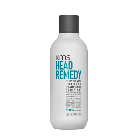 KMS Head Remedy Deep cleanse Shampoo 300ml - Reinigungsshampoo