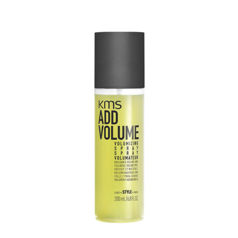 KMS Add Volume Volumizing Spray 200ml - Volumenspray