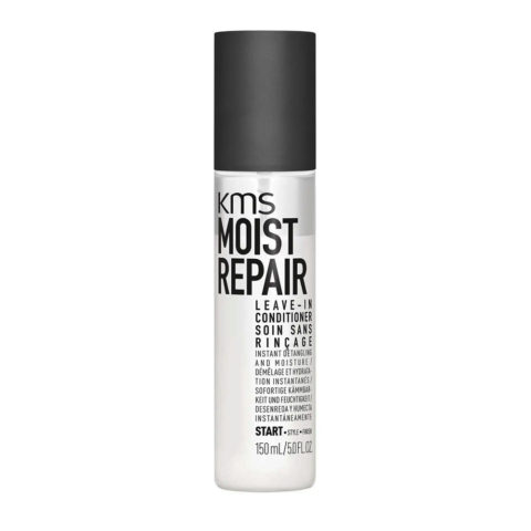 KMS Moist Repair Leave-in Conditioner 150ml - Conditioner Ohne Spülung Spendet Feuchtigkeit