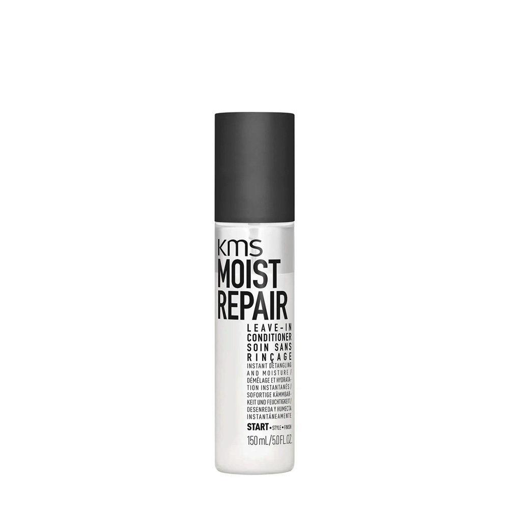 KMS Moist Repair Leave-in Conditioner 150ml - Conditioner Ohne Spülung Spendet Feuchtigkeit