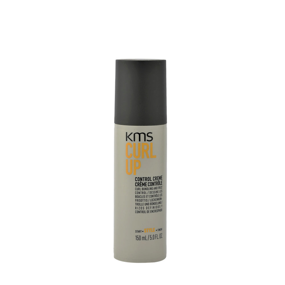 KMS Curl Up Control Creme 150ml - Locken Creme