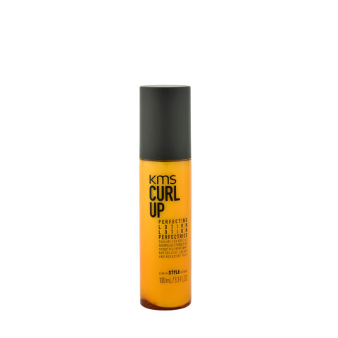 KMS Curl Up Perfecting Lotion 100ml - Lockiges Haar Serum