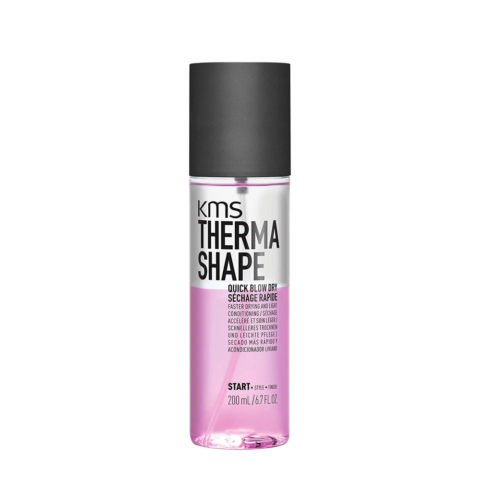 Kms Therma Shape Quick blow dry 200ml - Schnelltrocknend
