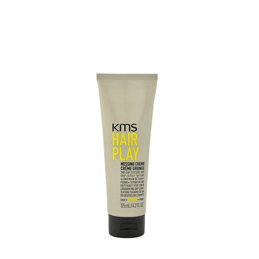 KMS Hair Play Messing Creme 125ml Modellierpaste Haare