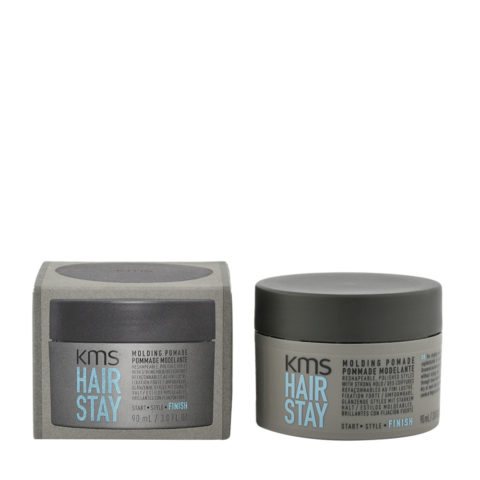 KMS Hair Stay Molding Pomade 90ml Modellierpaste