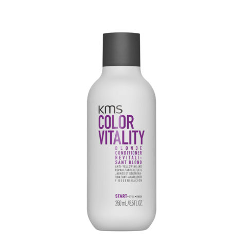 KMS Color Vitality Blonde Conditioner 250ml - Anti Gelbstich Conditioner