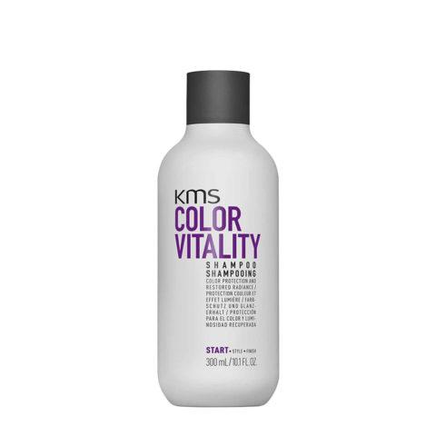 KMS Color Vitality Shampoo 300ml - Shampoo Für Gefärbtes Haar