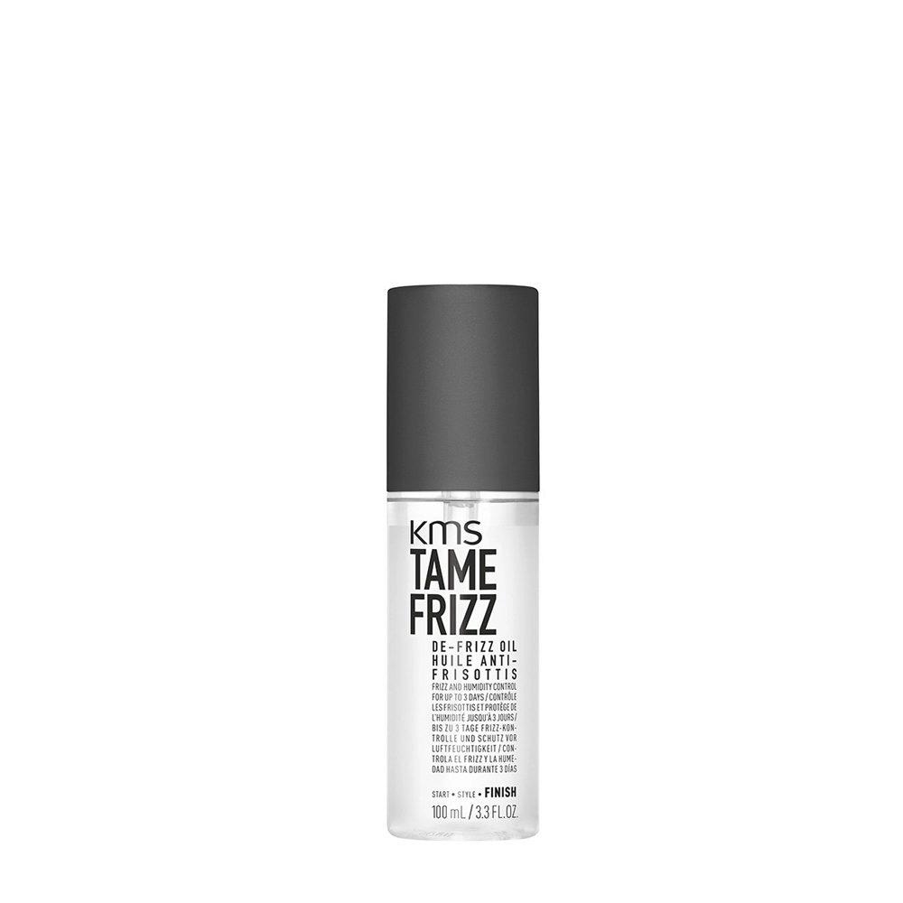 KMS Tame Frizz De-Frizz Oil 100ml - Anti Frizz Haaröl