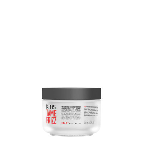 KMS Tame Frizz Smoothing reconstructor 200ml Repair Maske