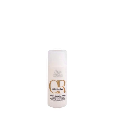 Wella Oil Reflections Shampoo 50ml - für strahlenden glanz