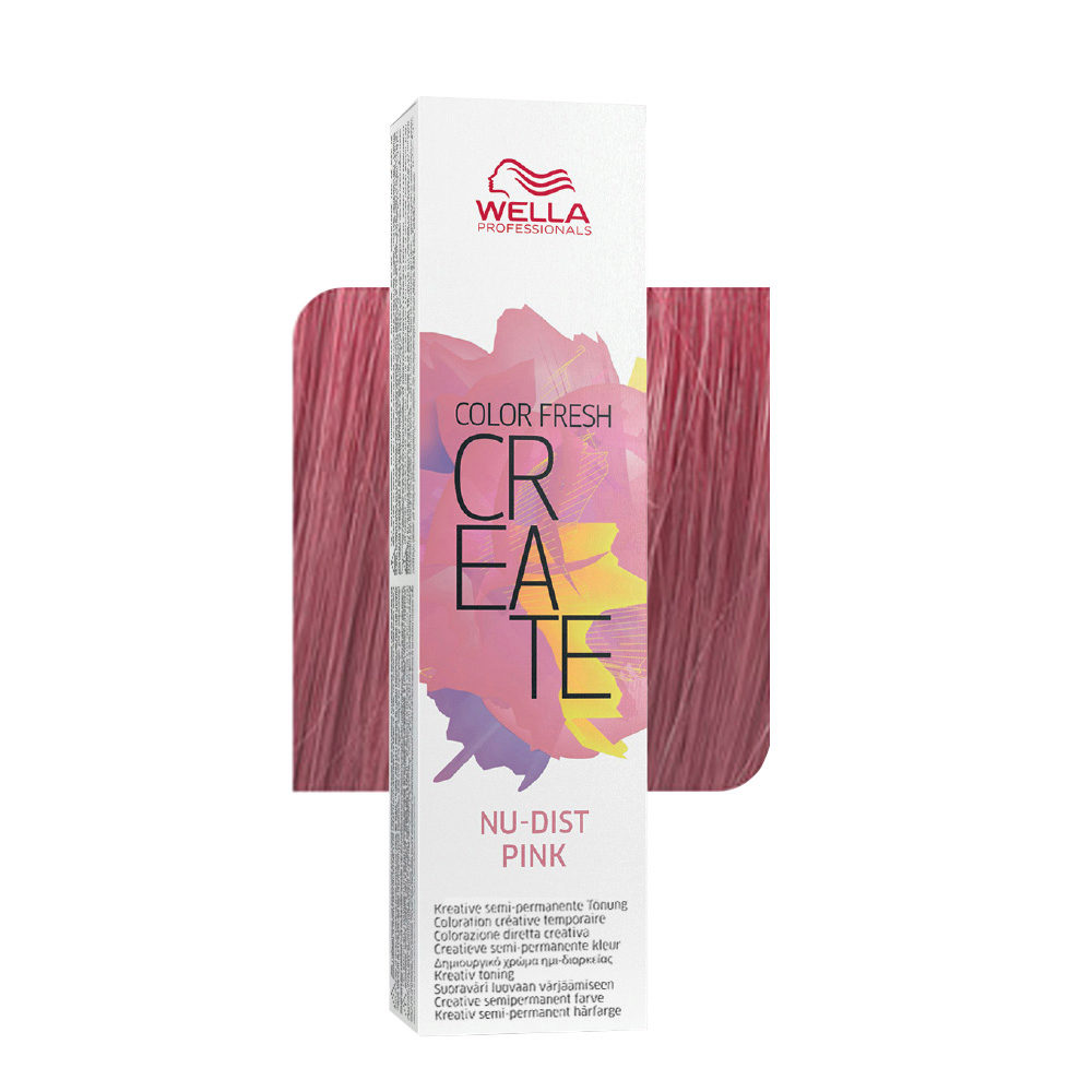 Wella Color fresh Create Nu-dist pink 60ml