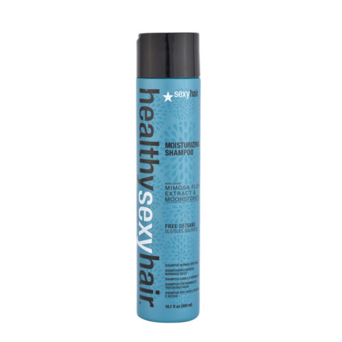 Healthy Sexy Hair Moisturizing Shampoo 300ml - feutigkeitsspendendes Schampoo ohne Sulfate