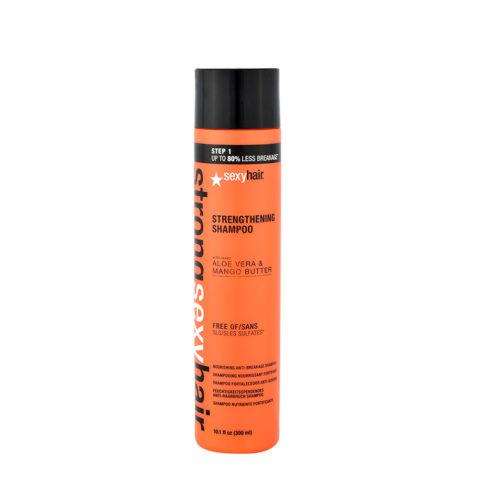 Strong Sexy Hair Strenghtening shampoo 300ml - Umstrukturierungsshampoo