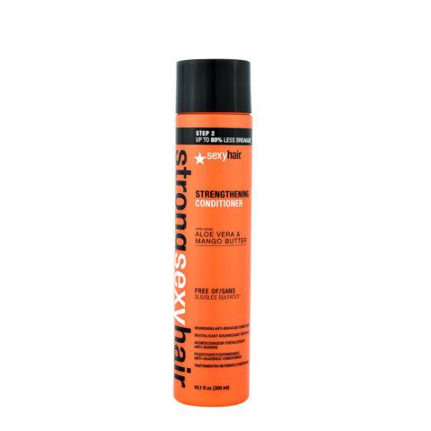Strong Sexy Hair Strenghtening conditioner 300ml - umstrukturierung Conditioner