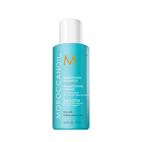 Moroccanoil Smoothing Shampoo 70ml - Glättende shampoo
