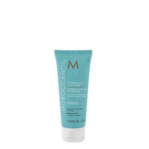 Moroccanoil Restorative hair mask 75ml - reparier Maske
