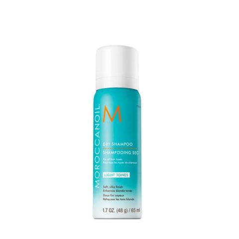 Moroccanoil Dry shampoo Light tones 65ml - Trockenshampoo