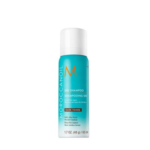 Moroccanoil Dry shampoo Dark tones 65ml - Trockenshampoo