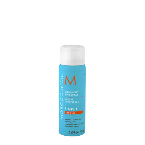 Moroccanoil Luminous Hairspray Finish Strong 75ml - Haarspray starker Halt