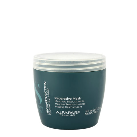 Alfaparf Reconstruction Reparative Mask 500ml - VerstäRkungsmaske