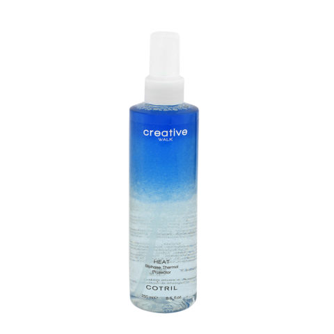 Cotril Creative Walk Styling Walk Heat Biphase thermal protector 250ml - Hitzeschutzspray
