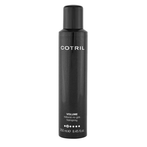 Cotril Creative Walk Volume Natural no gas hairspray 250ml - Licht Lack Kein Gas