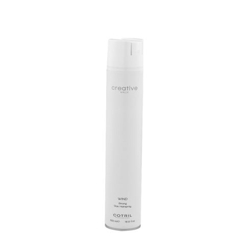 Cotril Creative Walk Styling Wind Strong gas hairspray 500ml - Lack