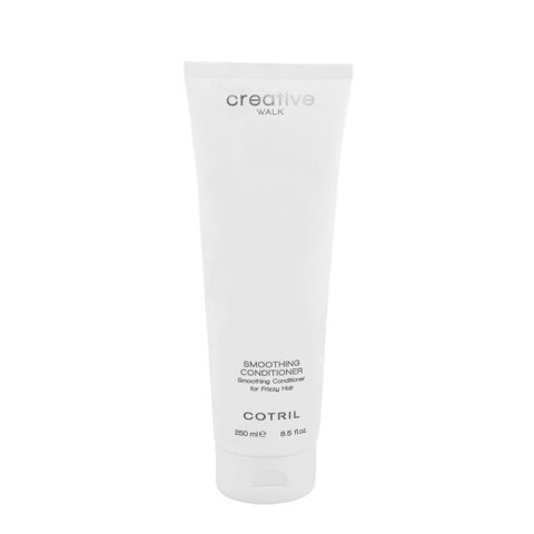 Cotril Creative Walk Smoothing Conditioner for frizzy hair 250ml - Anti - Frizz Conditioner