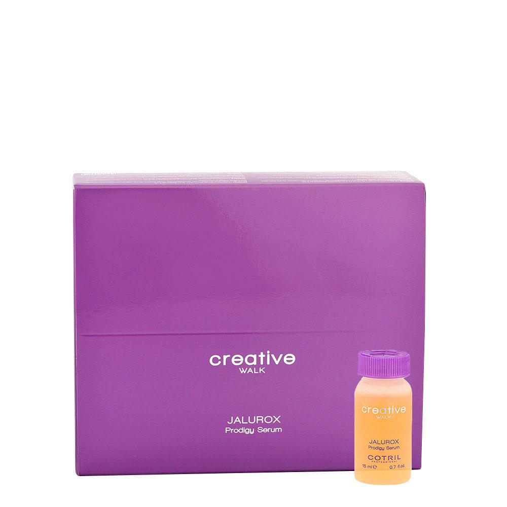 Cotril Creative Walk Jalurox Prodigy Serum 15x15ml   dispenser - Hyaluronsäure-Serum
